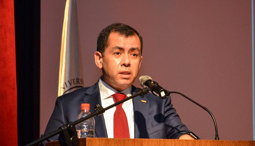 Dr. Cristhian Mellado asumió como Rector de la Universidad Católica de la Santísima Concepción